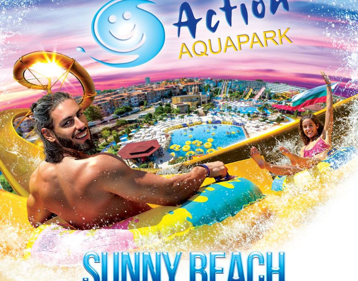 Action AquaPark Sunny Beach