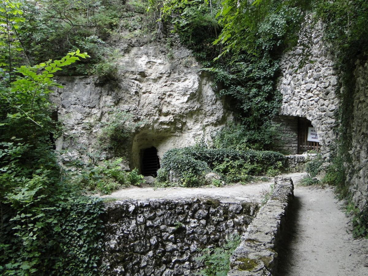Аладжа Манастир - panoramio (3)
