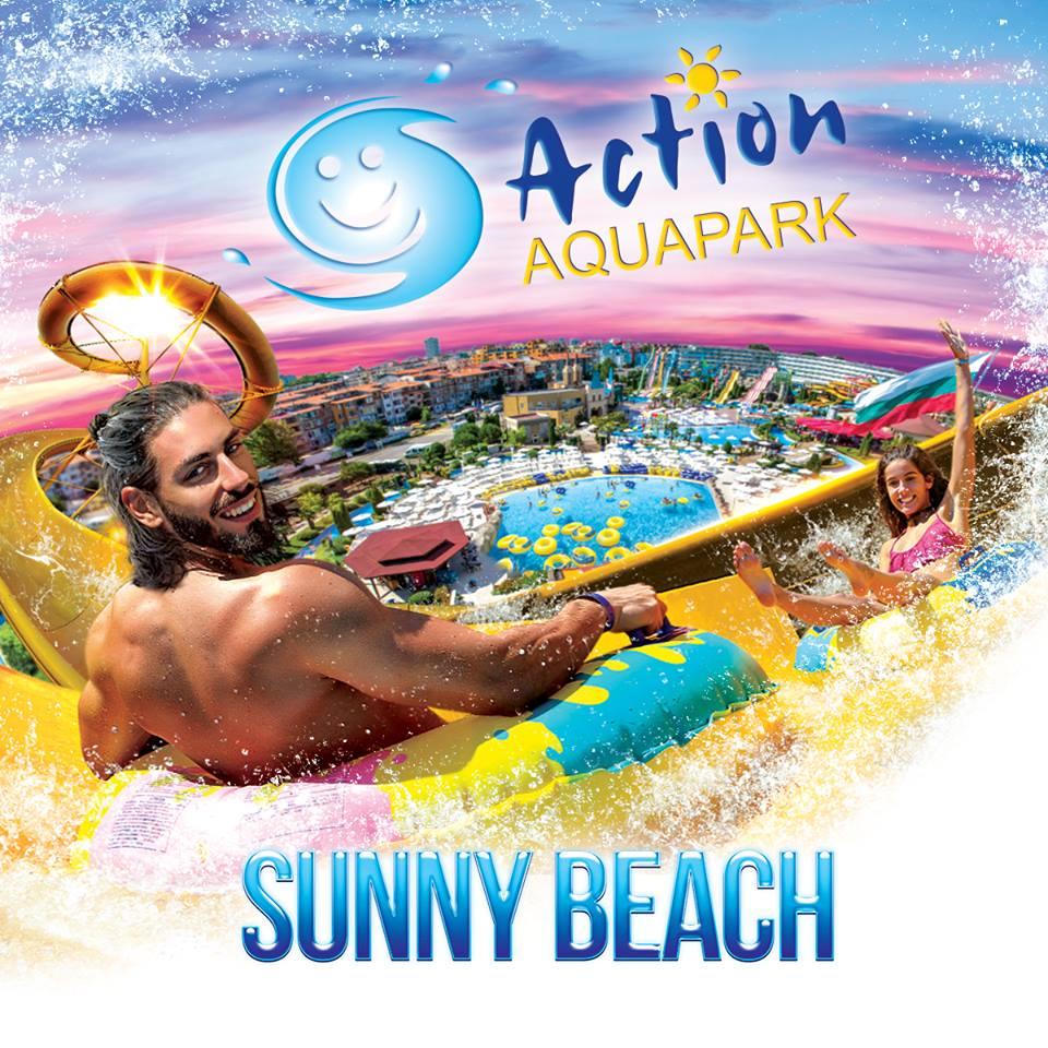 Action Aqua Park Sunny Beach