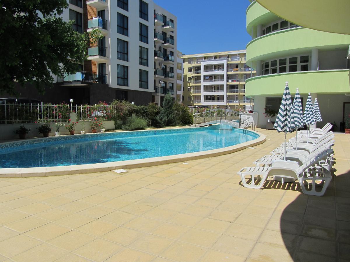 Apart Hotel Pirop Sunny Beach