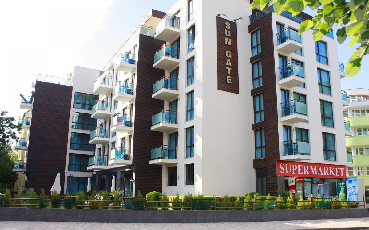 Apart Hotel Sun Gate Sunny Beach